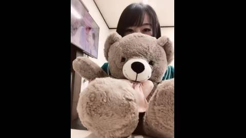 可愛い熊さんと一緒に(/ω\)